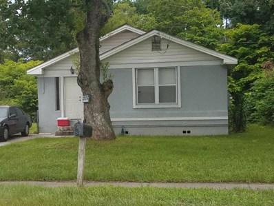1743 W 45TH St, Jacksonville, FL 32208 - #: 947920