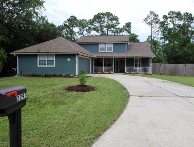 2295 Eagles Nest Rd, Jacksonville, FL 32246 - MLS#: 948228
