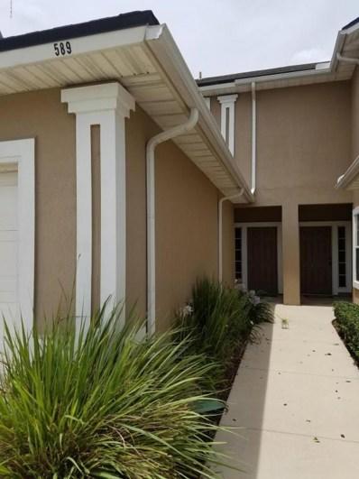 589 Scrub Jay Dr, St Augustine, FL 32092 - MLS#: 948241
