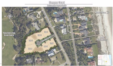 Jacksonville Beach, FL home for sale located at 5 Summer (Lot 3) Ct, Jacksonville Beach, FL 32250