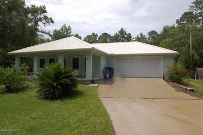 541 N Horseshoe Rd, St Augustine, FL 32084 - MLS#: 948337