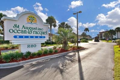 880 A1A Beach Blvd UNIT 3103, St Augustine, FL 32080 - #: 948566