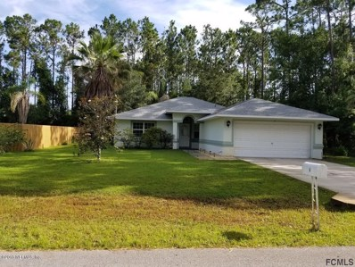 3 Ryeco Way, Palm Coast, FL 32164 - #: 949109