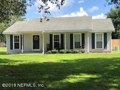 587 County Road 18A, Starke, FL 32091 - MLS#: 949123