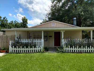 4586 Merrimac Ave, Jacksonville, FL 32210 - MLS#: 950021