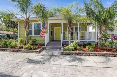 223 Hopkins St, Neptune Beach, FL 32266 - #: 950025
