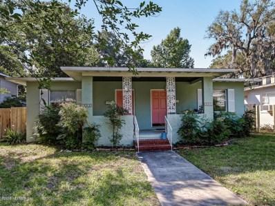 3562 Boone Park Ave, Jacksonville, FL 32205 - MLS#: 950096