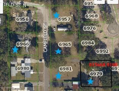 6957 Camfield St, Jacksonville, FL 32222 - #: 950109