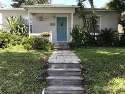 540 Myra St, Neptune Beach, FL 32266 - MLS#: 950158