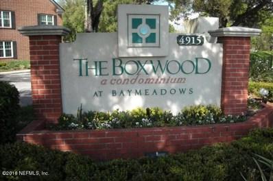 4915 Baymeadows Rd UNIT 3A, Jacksonville, FL 32217 - #: 950460