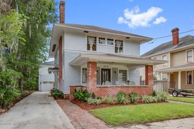 3018 Riverside Ave, Jacksonville, FL 32205 - #: 950486