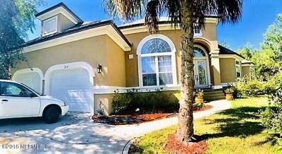 614 Hannah Park Ln, St Augustine, FL 32095 - #: 950564