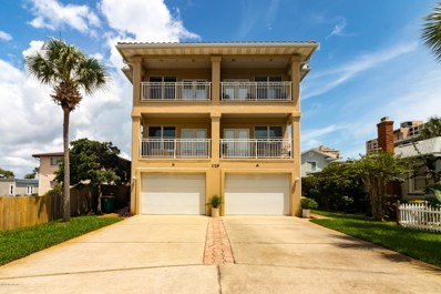 Jacksonville Beach, FL home for sale located at 129 15TH Ave UNIT B, Jacksonville Beach, FL 32250