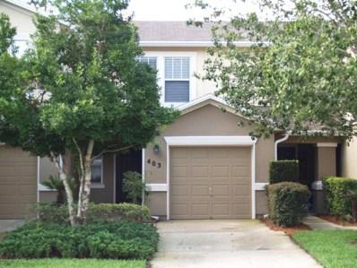 403 Walnut Dr, St Johns, FL 32259 - MLS#: 950706