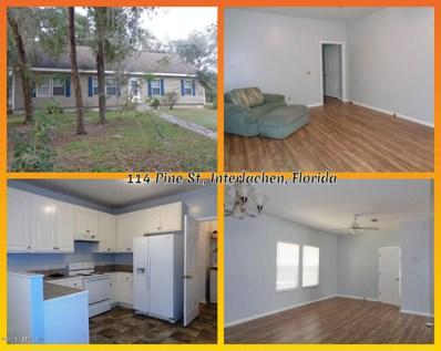 114 Pine St, Interlachen, FL 32148 - #: 950719