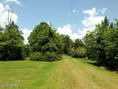 Sanderson, FL home for sale located at 21175 Orie Combs Rd, Sanderson, FL 32087