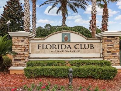 550 Florida Club Blvd UNIT 208, St Augustine, FL 32084 - #: 950761
