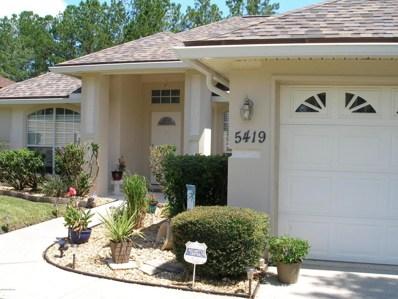 5419 Chestnut Lake Dr, Jacksonville, FL 32258 - #: 950767