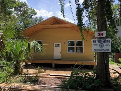 24 Arenta St, St Augustine, FL 32084 - #: 950818