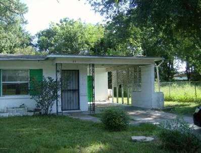 69 45TH St, Jacksonville, FL 32208 - MLS#: 950819