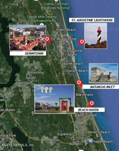 33 Sandy Beach Way, Palm Coast, FL 32137 - MLS#: 950982