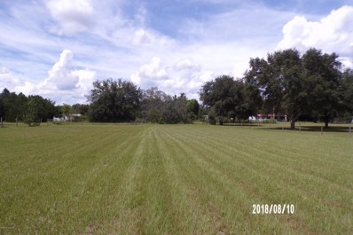 0 Sw 92ND St, Hampton, FL 32044 - #: 951816