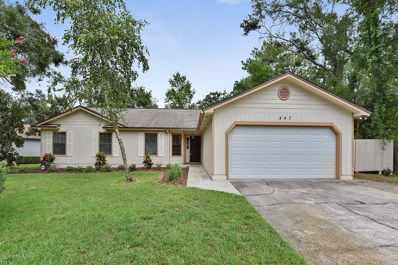 447 Lazy Meadow Dr E, Jacksonville, FL 32225 - #: 952173