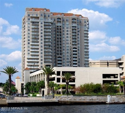 400 Bay St UNIT 1105, Jacksonville, FL 32202 - MLS#: 952433