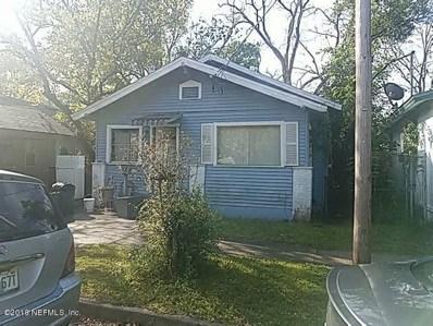1548 W 23RD St, Jacksonville, FL 32209 - #: 952490