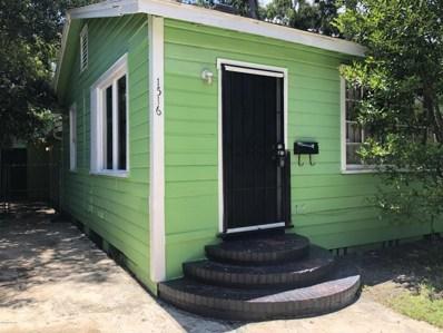 1516 W 9TH St, Jacksonville, FL 32209 - #: 952685