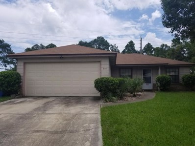 219 Hickory Hollow Dr S, Jacksonville, FL 32225 - #: 952706