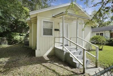 1537 8TH St, Jacksonville, FL 32209 - #: 952739