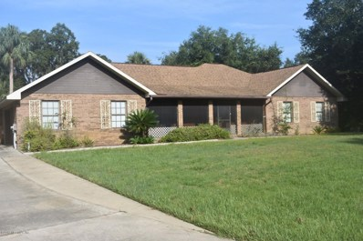 Palatka, FL home for sale located at 201 Horseman Club Rd, Palatka, FL 32177