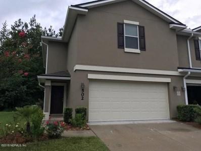 502 Walnut Dr, St Johns, FL 32259 - MLS#: 952873