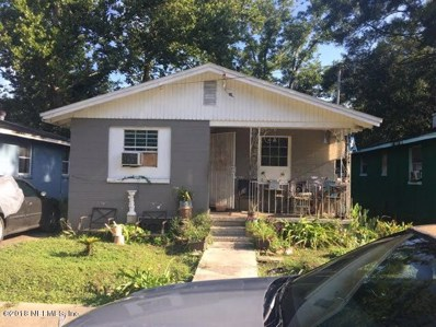 1509 W 22ND St, Jacksonville, FL 32209 - #: 952961