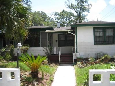 1662 W 32ND St, Jacksonville, FL 32209 - #: 953115