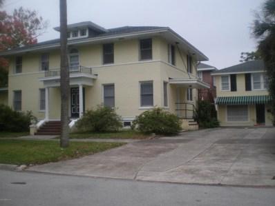 1724 Copeland St, Jacksonville, FL 32204 - #: 953221