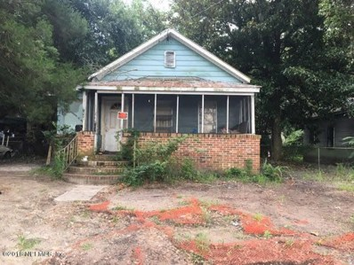 1644 W 36TH St, Jacksonville, FL 32209 - #: 953283