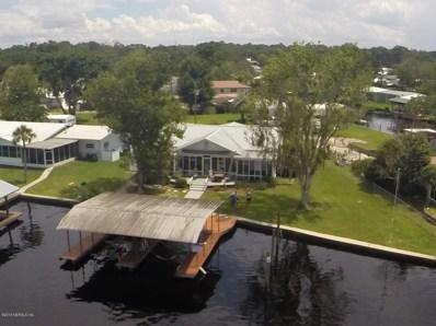 148 Floridian Club Rd, Welaka, FL 32193 - #: 953284
