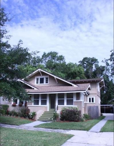 2741 Oak St, Jacksonville, FL 32205 - #: 953303