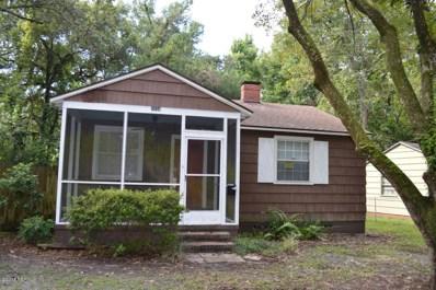2836 Cherokee Cir S, Jacksonville, FL 32205 - #: 953351