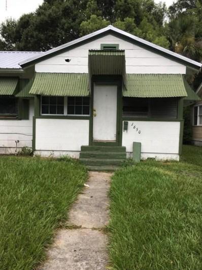 1650 Seminary St, Jacksonville, FL 32209 - #: 953354