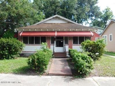 1130 W 12TH St, Jacksonville, FL 32209 - #: 953398