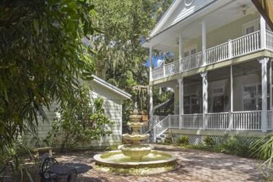 13 Sanchez Ave, St Augustine, FL 32084 - #: 953425