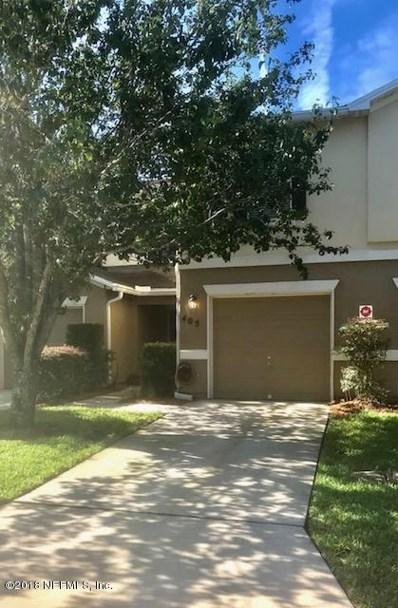 405 Walnut Dr, St Johns, FL 32259 - MLS#: 953692
