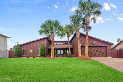 4124 Tideview Dr, Jacksonville Beach, FL 32250 - #: 953929