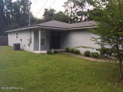 820 Josiah St, St Augustine, FL 32084 - #: 954070