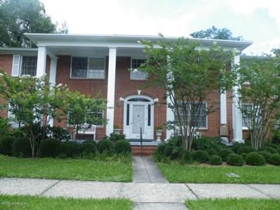 1809 Willow Branch Ter UNIT 1, Jacksonville, FL 32205 - #: 954136