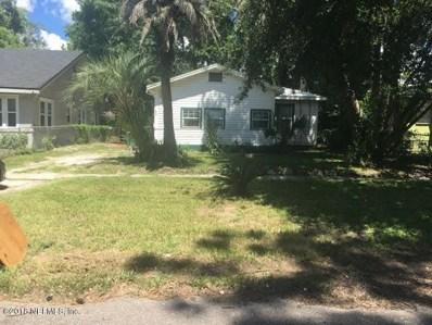 1067 Lake Forest Blvd, Jacksonville, FL 32208 - #: 954137