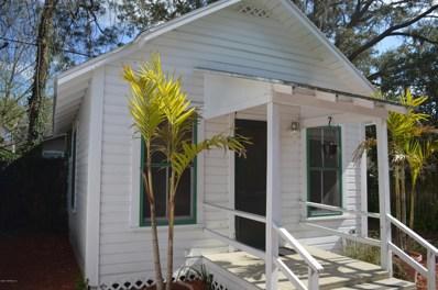 3608 Boone Park Ave, Jacksonville, FL 32205 - MLS#: 954334
